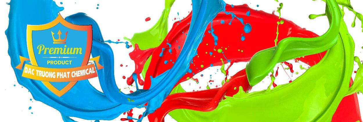 Phân phối ( bán ) hóa chất sản xuất ngành sơn | Chuyên bán - cung cấp hóa chất tại TPHCM